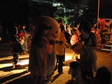 一身田盆踊り