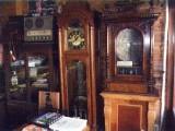 昔ながらのアンティーク博物館
